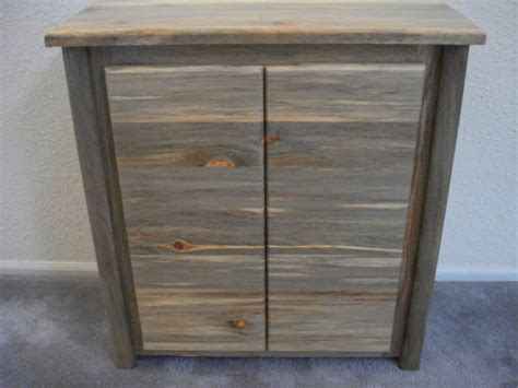 Blue Hawk Wood Cabinets by Benches Cabinets Pine Beetle Furnishings