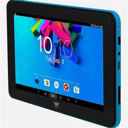 Tablet Woxter Android Marshmallow Resetear Azul Tablets