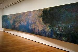 nyc moma claude monet 39 s reflections of clouds on the wa