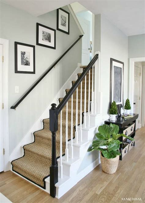 25 best ideas about staircase painting on spindles for stairs stairway and