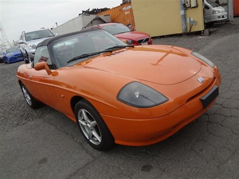 Fiat Barchetta Usa by Fiat Barchetta Open 1998 Used For Sale
