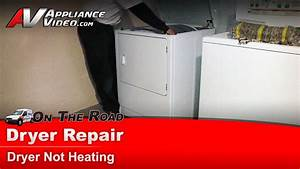 Dryer Repair - Not Heating