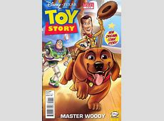 Toy Story #1 Master Woody Issue