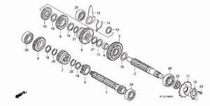 Urutan Memasang Transmisi Motor Supra 100