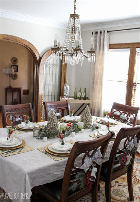5 Tips For Decorating The Dining Room For Christmas. Football Decorations. Decorative Metal Wall Art. Living Room Rugs Ideas. Family Room Decor. Hotels In Chicago With Jacuzzi Tubs In The Room. Girl Room Chandelier. Outdoor Decoration. Tissue Ball Decorations