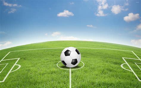Soccer field wallpaper - Sport wallpapers - #46070
