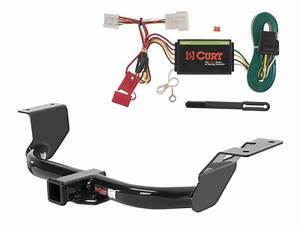 Curt Class 3 Trailer Hitch 2 U0026quot  Receiver  U0026 Wiring Harness