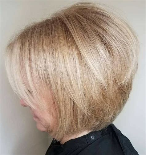 Feb 24, 2021 · we've even added a section for the best hairstyles for thinning hair. Layered Haircuts for Older Women 2021   Short Hair Models