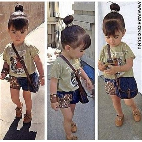 17 Best images about Baby Girl Swag on Pinterest | Kids fashion Inspiration and Children