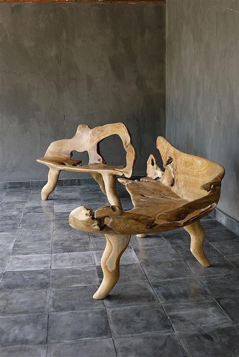 natural driftwood furniture   interiors home