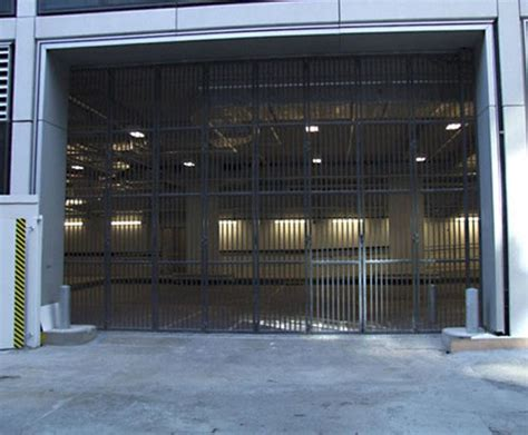 Multifold Car Park Security Entrance Gates