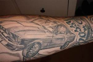 Mustang Tattoos  The Ultimate Accessory
