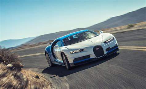 white and blue jeep 2017 bugatti chiron first ride review car and driver