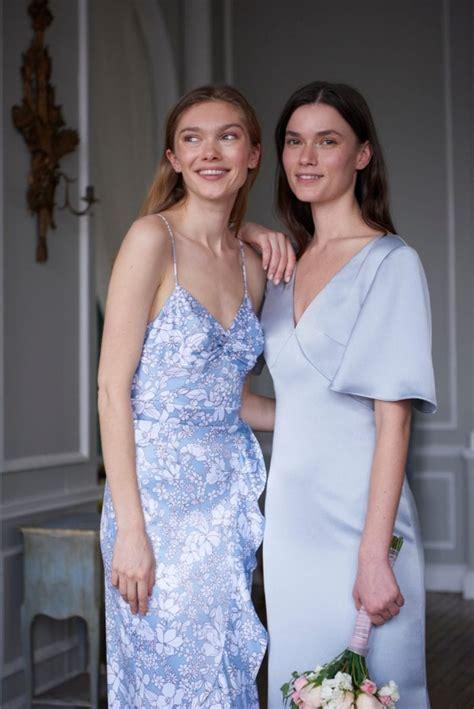 monique lhuillier bridesmaid dresses spring
