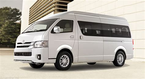 toyota nissan price toyota hiace commuter 3 0 mt 2018 philippines price