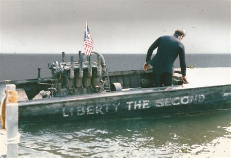 Liberty Boat by Roaring 20 S Boat Liberty The Second Salvaged And