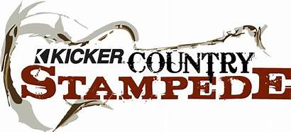 Stampede Country Kicker Church Eric Line Party