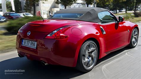 2014 Nissan 370z Roadster Review