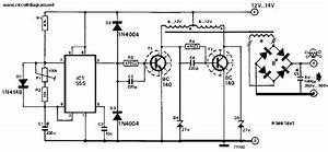 Electronic Communication Projects  12v Dc To 240v Dc