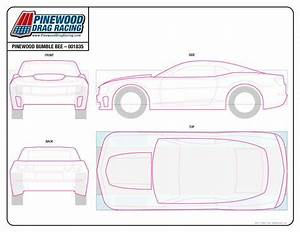 pinewood derby on pinterest pinewood derby cub scouts With pinewood derby corvette template