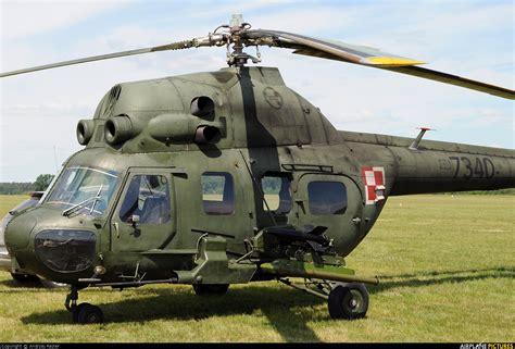 Army Mil Mi-2 At Ostrów Wielkopolski