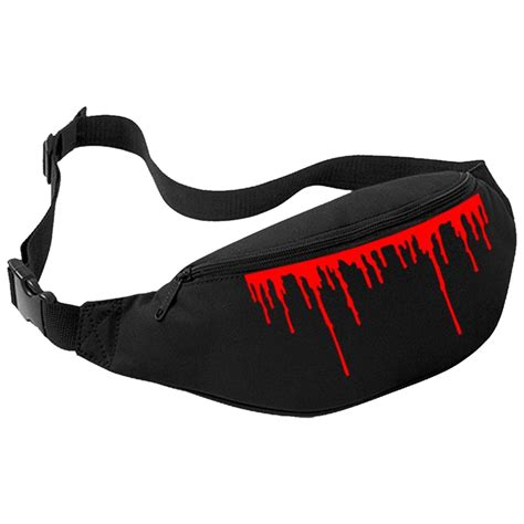 bum bag belt horror purse hip wallet