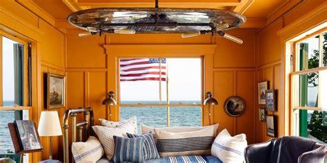 orange room decor paint decorate colors