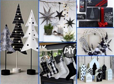 Deko Ideen Schwarz Weiß by Weihnachten Schwarz Wei 223 Stimmung Definiert Nicht