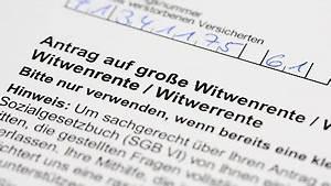 Witwenrente Berechnen Deutsche Rentenversicherung : euro r ckzahlung wenn die witwenrente verloren ist n ~ Themetempest.com Abrechnung