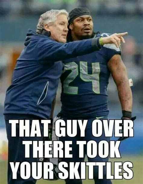 Marshawn Lynch Memes - hawks guys and seahawks on pinterest