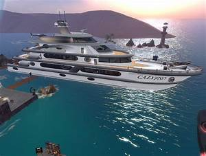Second Life Marketplace   Yachts    Boats