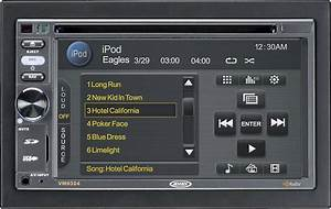 Jensen Vm9324 Dvd Receiver At Crutchfield