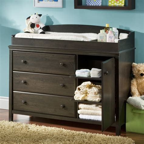 Dresser Change Table by South Shore Cotton Changing Table Dresser At