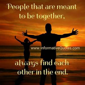 Meant To Be Together | www.pixshark.com - Images Galleries ...