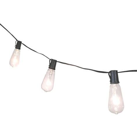 restoration hardware vintage string lighting decor look