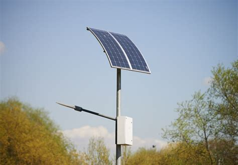 Столбы на солнечных батареях купить в москве по выгодной цене