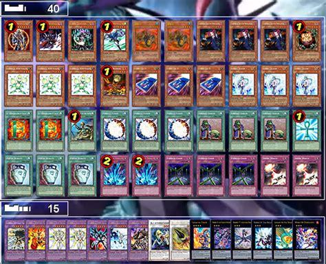 Top Tier Yugioh Decks by Elemental Knospe Ydk Yu Gi Oh Tcg Ocg Decks