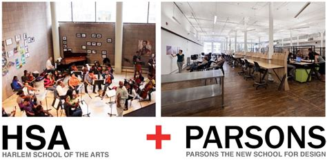 parsons school of design harlem school of the arts parsons school of design