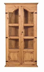 Rustic Pine Corner Cabinet - Special Order
