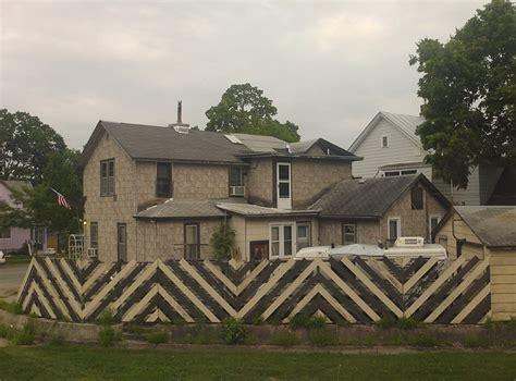Unusual Fences