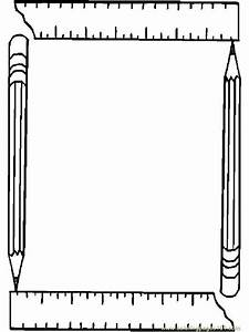 Ruler coloring pages. Free Printable Ruler coloring pages.