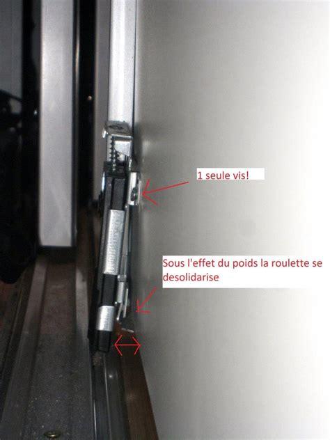 probleme avec portes de placard lapeyre