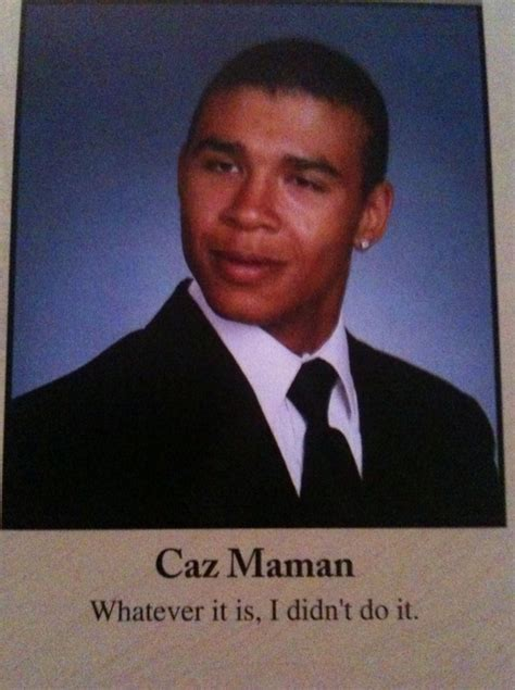 funniest yearbook quotes  page  worldwideinterweb