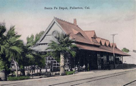 Office Depot Santa Fe by Santa Fe Depot Fullerton California In 2019 Orange