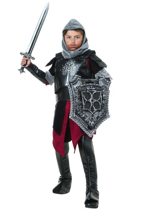 medieval battle knight costume  kids
