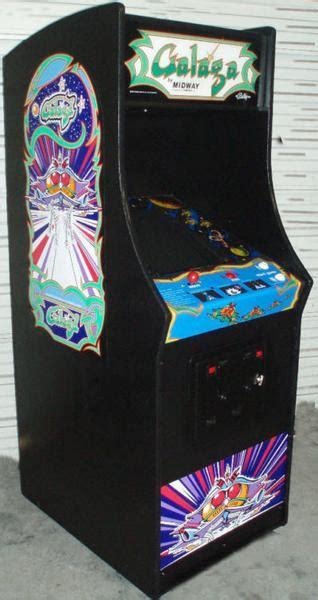 galaga arcade game refurbished arcades market