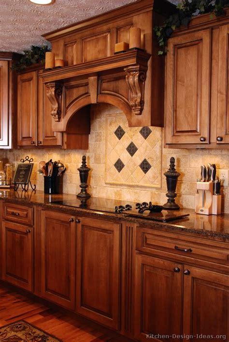 tuscan kitchen design style decor ideas
