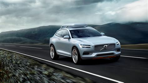 Volvo Backgrounds by Volvo Xc Coupe Concept Hd Wallpaper Background Image