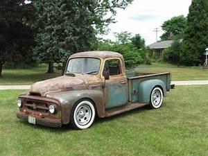 1953 International Hot Rod Pickup Truck Hemi 4x4 Rat Power