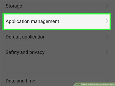 2 simple ways to delete apps on android wikihow